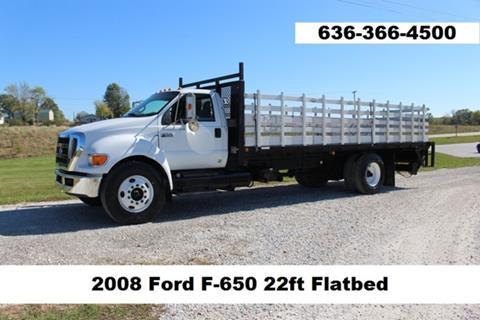 2008 Ford F-650 for sale in Moscow Mills, MO