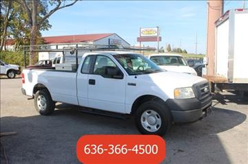 2007 Ford F-150 for sale in Moscow Mills, MO