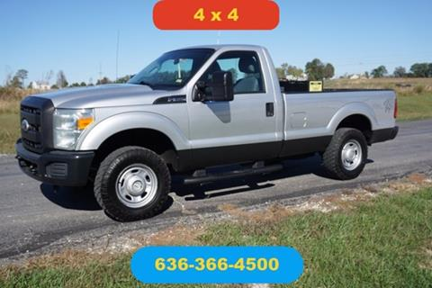 2011 Ford F-250 Super Duty for sale in Moscow Mills, MO