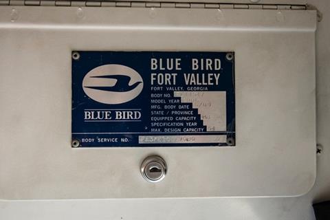 2006 Blue Bird All American / All Canadian