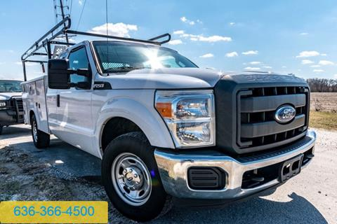 2015 Ford F-250 Super Duty for sale in Moscow Mills, MO