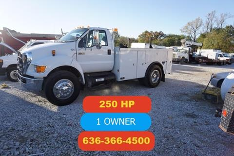 2008 Ford F-750 for sale in Moscow Mills, MO