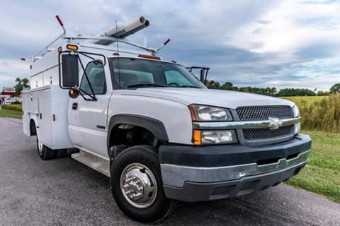 2004 Chevrolet Silverado 3500 for sale in Moscow Mills, MO