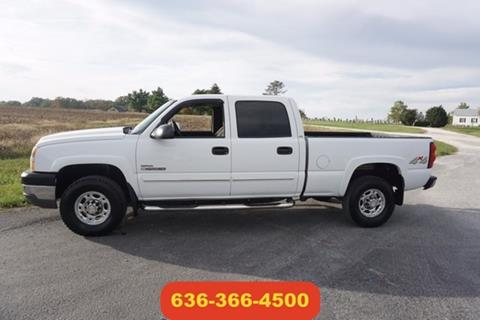2005 Chevrolet Silverado 2500HD for sale in Moscow Mills, MO