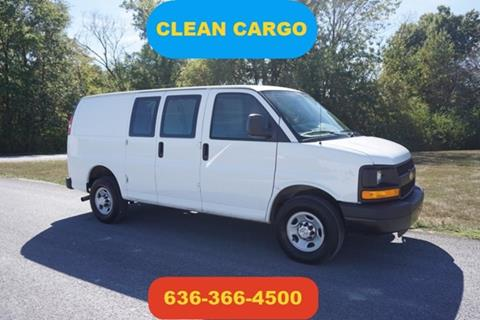 2015 Chevrolet Express Cargo for sale in Moscow Mills, MO