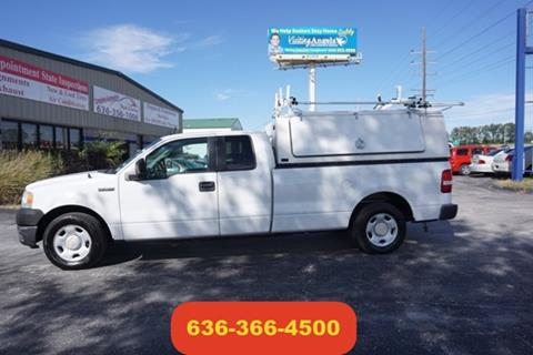 2005 Ford F-150 for sale in Moscow Mills, MO