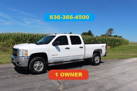 2014 Chevrolet Silverado 2500HD for sale in Moscow Mills, MO