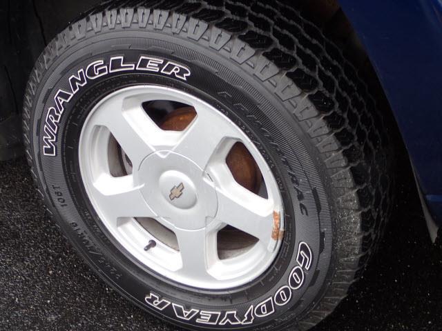 2002 Chevrolet TrailBlazer LS 4WD 4dr SUV - Addison IL
