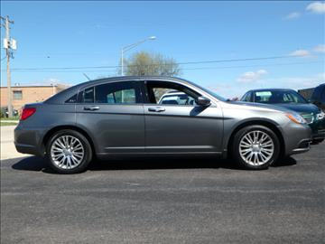 2012 Chrysler 200 for sale in Addison, IL