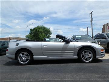 2003 Mitsubishi Eclipse Spyder for sale in Addison, IL
