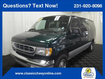 Used 2000 Ford E 150 For Sale