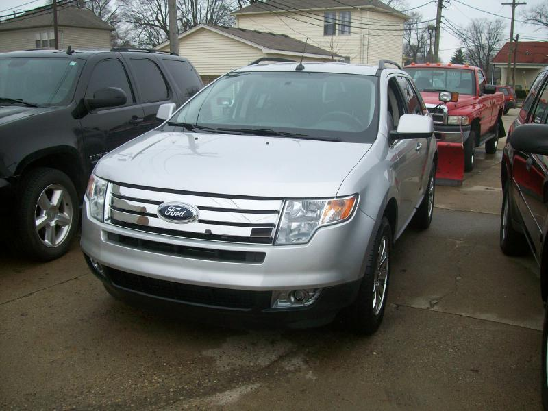 ford edge for sale in madison heights mi. Black Bedroom Furniture Sets. Home Design Ideas