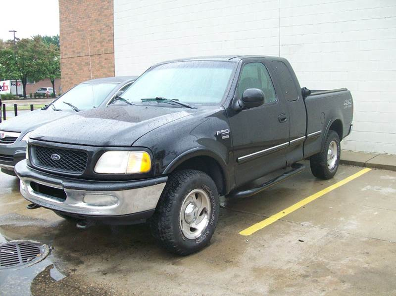 1998 ford f 150 3dr xlt 4wd extended cab lb in madison. Black Bedroom Furniture Sets. Home Design Ideas