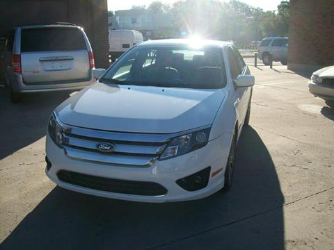 2010 Ford Fusion for sale in Madison Heights, MI