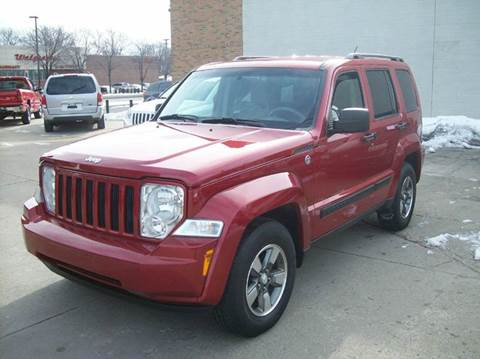 2008 jeep liberty for sale michigan. Cars Review. Best American Auto & Cars Review