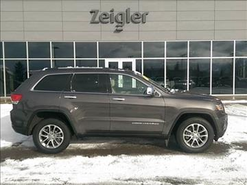 2015 Jeep Grand Cherokee for sale in Grandville, MI