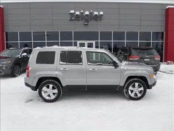 2017 Jeep Patriot for sale in Grandville, MI