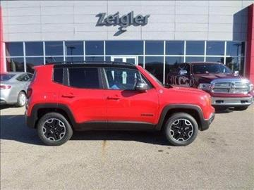 2016 Jeep Renegade for sale in Grandville, MI