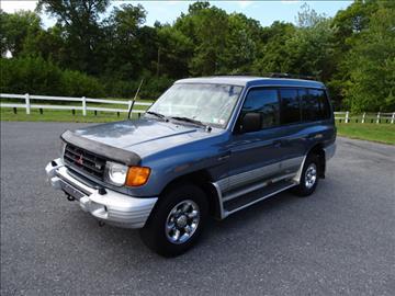 1998 Mitsubishi Montero for sale in Stevens, PA