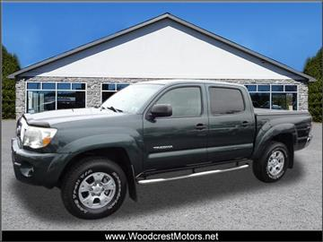 2010 Toyota Tacoma for sale in Stevens, PA