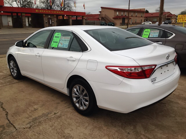 2015 toyota camry le 4dr sedan in hope ar bramlett motors. Black Bedroom Furniture Sets. Home Design Ideas