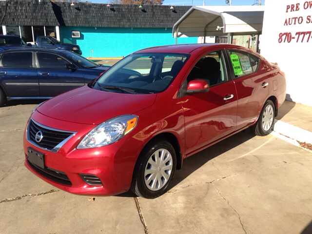 2013 nissan versa 1 6 sv 4dr sedan in hope ar bramlett motors. Black Bedroom Furniture Sets. Home Design Ideas