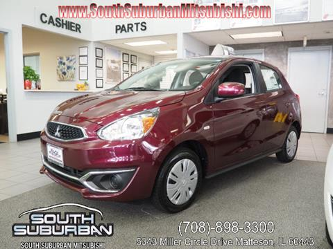 2018 Mitsubishi Mirage for sale in Monee, IL
