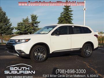 2017 Mitsubishi Outlander for sale in Monee, IL