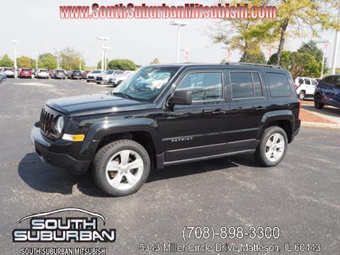 2013 Jeep Patriot for sale in Monee, IL