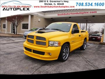 2005 Dodge Ram Pickup 1500 SRT-10 for sale in Monee, IL