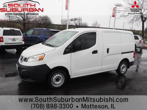 2017 Nissan NV200 for sale in Monee, IL