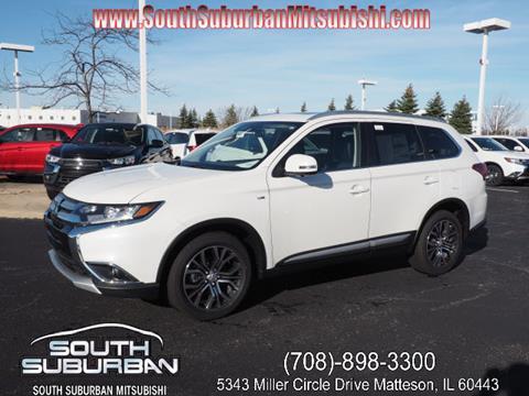 2018 Mitsubishi Outlander for sale in Monee, IL