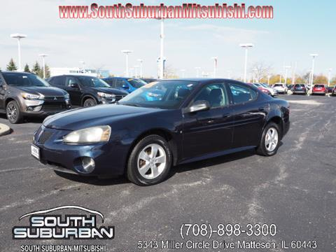 2008 Pontiac Grand Prix for sale in Monee, IL