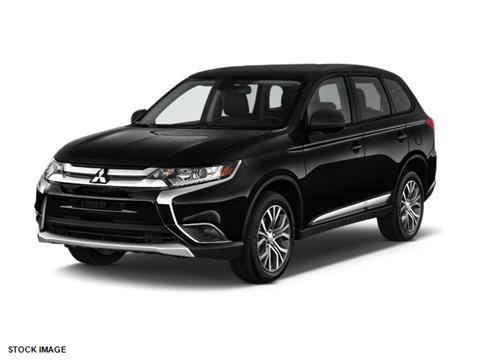 2018 Mitsubishi Outlander for sale in Monee, IL