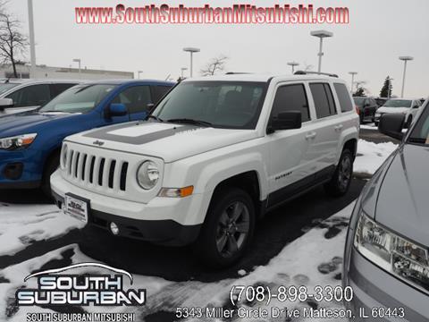 2017 Jeep Patriot for sale in Monee, IL