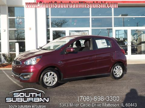 2017 Mitsubishi Mirage for sale in Monee, IL