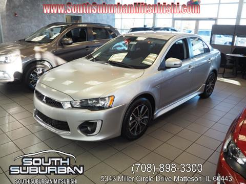 2017 Mitsubishi Lancer for sale in Monee, IL