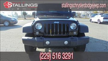 Jeep Wrangler For Sale Monticello Il