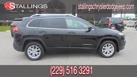 2017 Jeep Cherokee for sale in Thomasville, GA