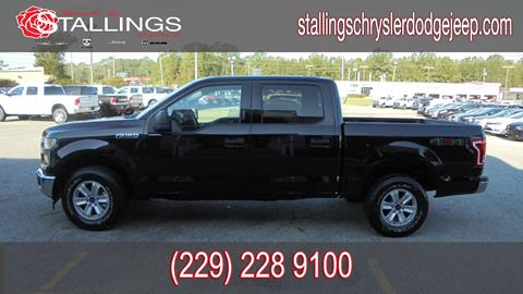 2017 Ford F-150 for sale in Thomasville, GA