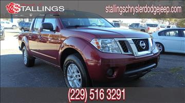 2014 Nissan Frontier For Sale