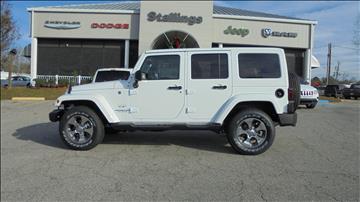 Jeep wrangler for sale for Stallings motors thomasville ga
