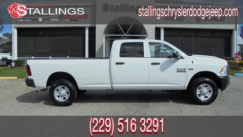 2018 RAM Ram Pickup 3500 for sale in Thomasville, GA