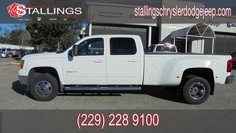 2012 GMC Sierra 3500HD for sale in Thomasville, GA