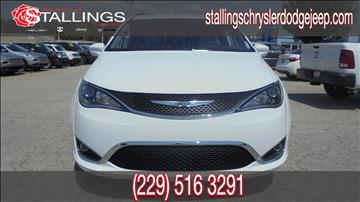 2017 Chrysler Pacifica for sale in Thomasville, GA