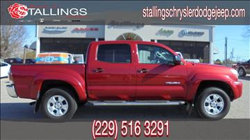 2010 Toyota Tacoma for sale in Thomasville, GA