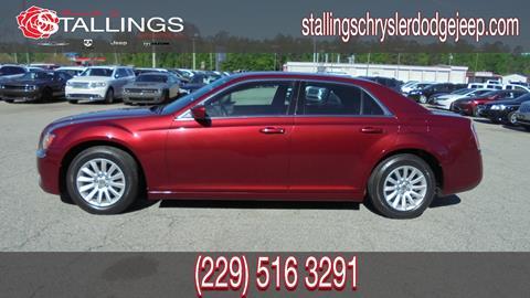2014 Chrysler 300 for sale in Thomasville, GA