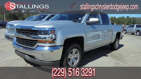 2016 Chevrolet Silverado 1500 for sale in Thomasville, GA