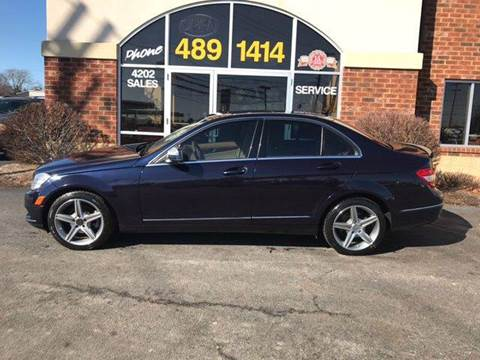 2008 Mercedes-Benz C-Class for sale in Fort Wayne, IN