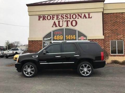 2007 Cadillac Escalade for sale in Fort Wayne, IN
